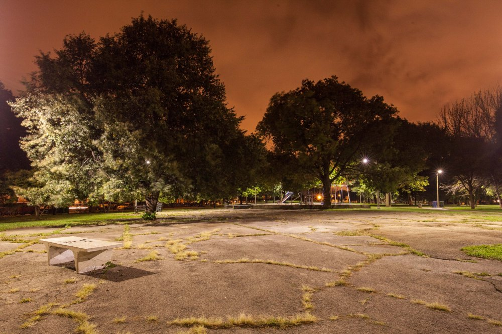 Nichols Park (Thomas Oord)